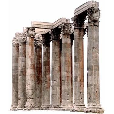 单词:pillar的图片解释